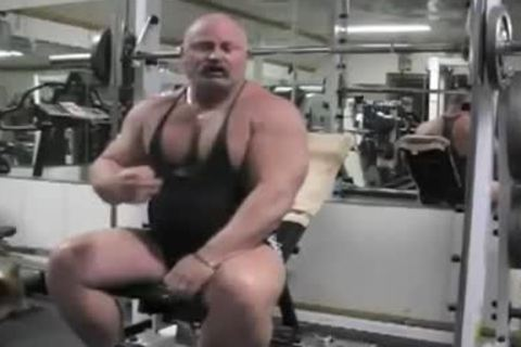 gay muscle manifest