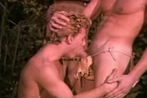 Tarzan gay sex video