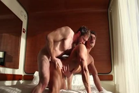 Muscle homo anal sex And ball cream flow