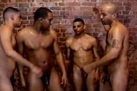 beautiful And hirsute homo anal invasion In The Shower