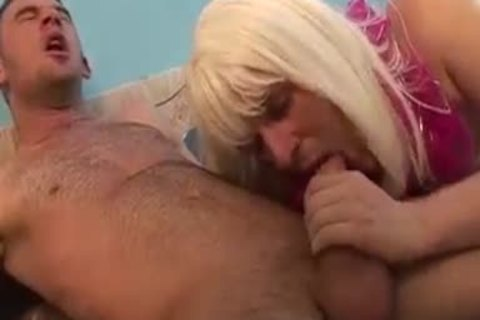 palatable Sissy lad acquires nailed - Julia Reaves