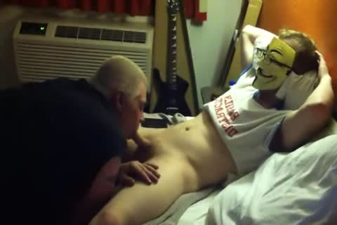 Anonymous oral-stimulation