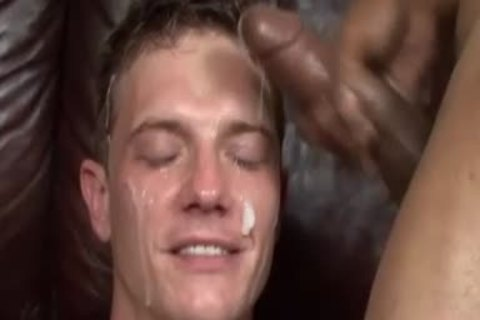 Interracial jizz Fest For 10-Pounder Hungry non-professional