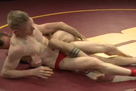 homo males Wrestling And nailing After Match