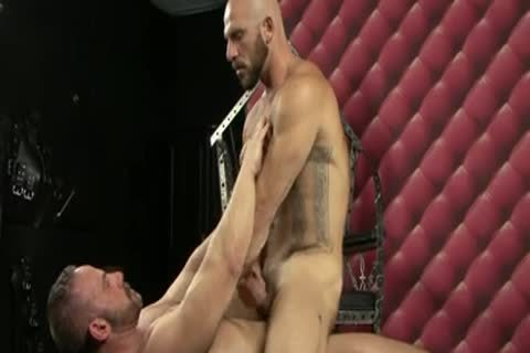 Rugged males Erotic Love Making