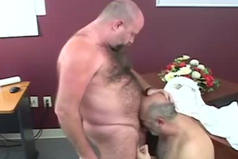 worthy-looking fat Bears fucking After Giving fellatio-stimulation-service