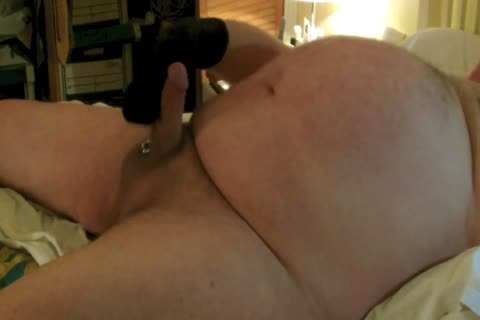 Handsfree Cumsquirt With daddy Sock