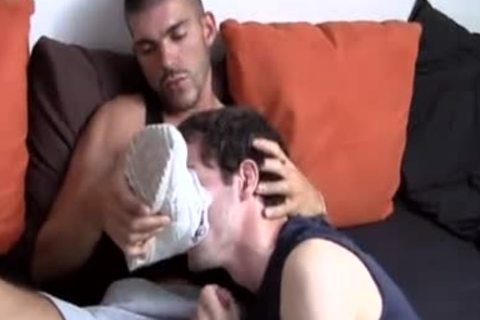 GPB / admirable twink pounding A delicious twink