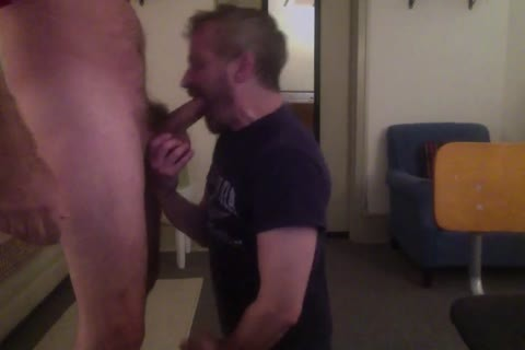 Horsecock Tears Up A Daddy gap