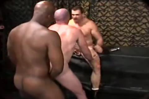 Interracial BB homo orgy