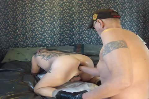 Daddy Fisted And dildos