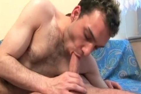 shaggy Male beauty face aperture-fucking Boyfriend's enormous Banana