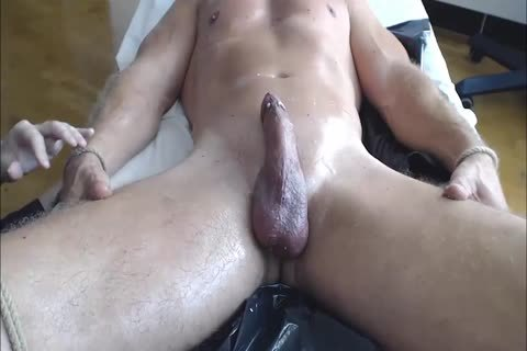 Me Edging Milking Hung Trucker Buddy - CBT - Full Session