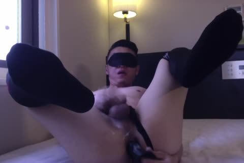 dark Soccer Socks  fake cock Play