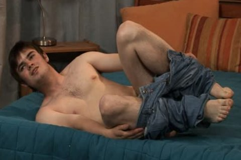 Czech lad - Alan Lumik - smutty Curved shaggy 10-Pounder - Photo Shooting