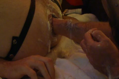Spent The Weekend Inaugaurating My new Playroom.   The Focus Was On Going Deeper In Me But My Buddy Still Managed To get Some Punching In There Too.  Here Are The Edited Highlights Of My gap Getting A nice Work Out.  It Feels A nasty Sloppy Mess