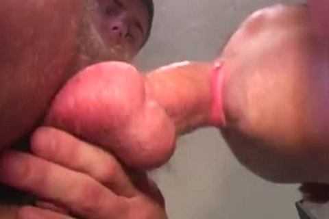 Hollywood ball semen - Scene 1