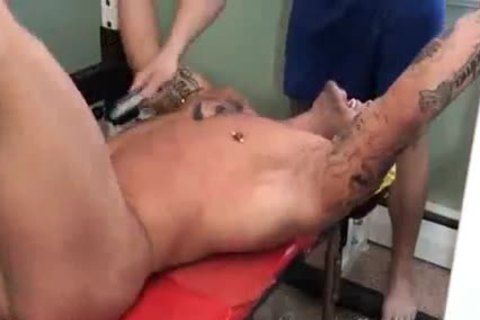 lusty biggest Muscle fastened And Tickled - Ryan Skull