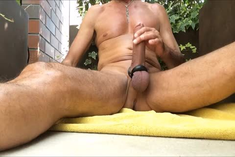 Http://www.xtube.com's Very delicious. I Like To Play With Me On The Balcony With All My toys And Poppers