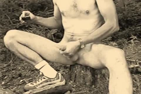 daddy Jerking Vid From Tape, Poor Quality.