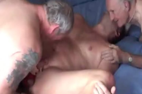 The Bottom Is Spit-roatsed: Me In His face gap; Gordon Up His butthole. I Then nail The Bottom On His Back And Then All-fours. The Bottom And I 69 And I'm team-screwed doggy style. The Bottom Sits On My dick - My Ballstretcher Up Against His butthole