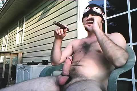 one greater quantity daddy clip Of Me Stroking Outside When I Lived In Alabama. Just Enjoying A admirable Cigar And Being A fella!