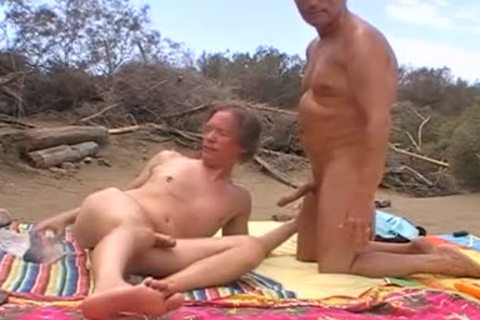 When The Sun Burns Down In The Dunes Of Maspalomas, We Usually acquire wicked, No Matter If Anyone Is Around Or Passing By. I Love To Feel My Husbands shlong In My Hungry butthole When that guy Breeds Me. So I cant assist But Shooting My Load When Hi