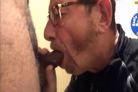 Daddy Meets A delightsome 18yo Bull On CraigsList.  They Meet In The Hotel's baths Where Daddy Sucks Then receives banged.  Finishes Off His Hung babe Swallowing His palatable love juice Then His lad Gives Daddy His last Treat By Pissing Down His thr