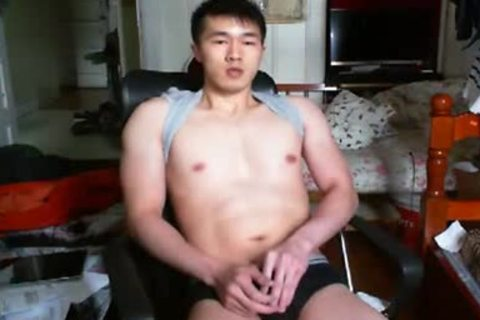 A naughty Chinese Hand Job In web camera