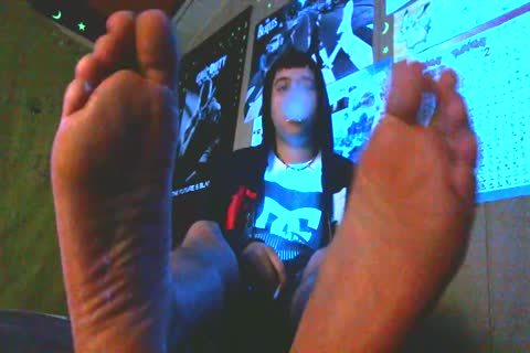 14 Hours Of clip Available Feel Free To Skype Me.  SkaterBoyFeet