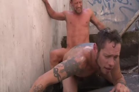 Damon Dogg And The sex cream gap Cruisers - Scene 4 - Factory clip