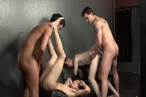 Pulling Out Is For Porn two Nut In My arsehole - Scene three - Factory clip