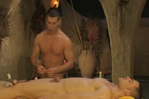 lusty young Gaywads Have An Oily butthole Fingering Massage