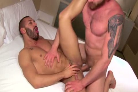Geoffrey Paine And Italo In A attractive Sodomy Session