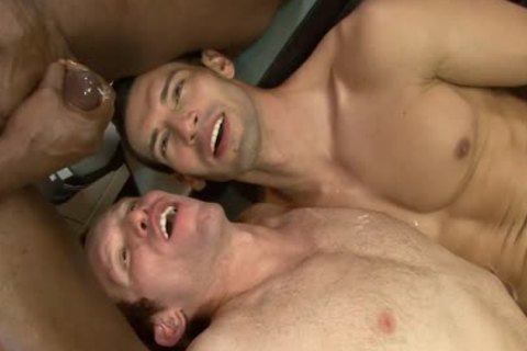 wicked ramrods acquires nailed By A dark homosexual