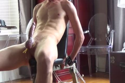 I Think I Have A new twink!  twenty one Year older fellow And that chap likes Sir Training His 10-Pounder For Him.   ;)