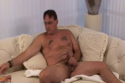 today Daddy Is Masturbating In The Front Room