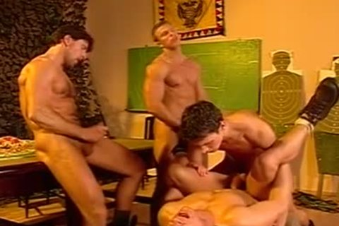 Creamy Sex For palatable Foursome