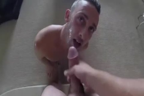 smutty man acquires fucked By POV