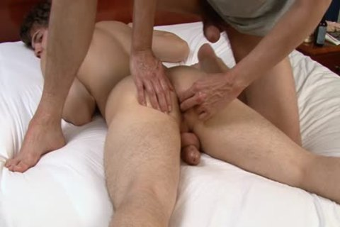 Shawn Lane Enjoys A admirable Massage