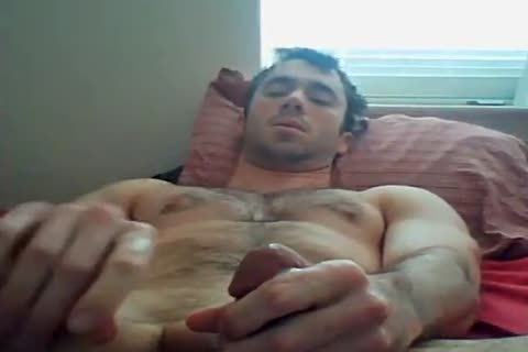 fashionable Fit lad jerking off And Chatting
