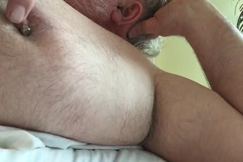 This Week's clip Focuses On My nipp And My Armpit. I Tweak My teats Until It Makes My 10-Pounder Hard, Then I jack off And jack off Until I spooge. lastly, I Rub My BearChub Load Into My Armpit Hair For u To engulf.
