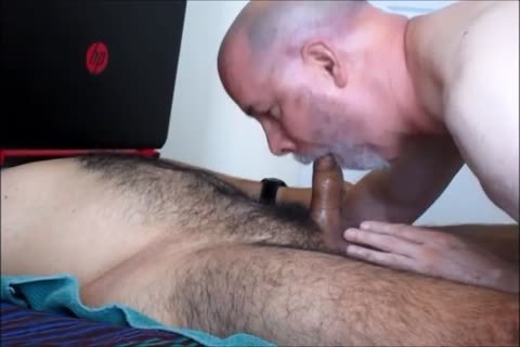 straight fella Seed In A Copious Amount When My Latin Buddy J. Comes A-callin', Gentle Tubers.  I Can Always Count On The fashionable, dark, messy Fucker To Deliver During My oral-job stimulation-stimulation Administrations And This Session Was certa