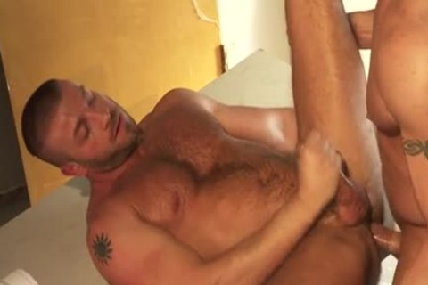 hairy rod acquires ball sperm flow