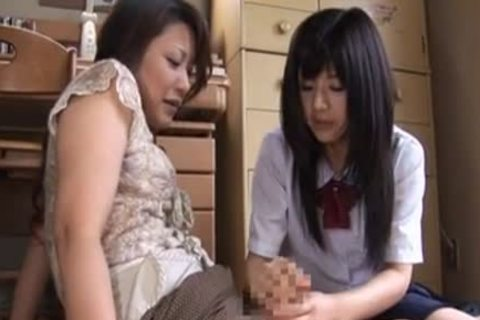 Story Of A Futanari Mother And Daughter (simg-356)