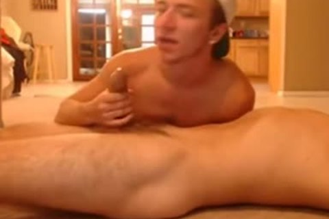lad webcam WITH HIS friend