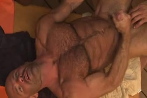 Eduardo team-plowed By Arpad Miklos (three-some