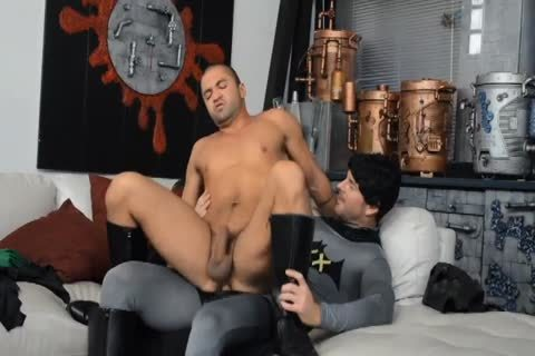 a matter of joke homosexuals Licking ass And drilling Hard At Home