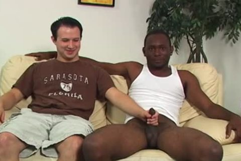 This Interracial nail Is One To have a pleasure!