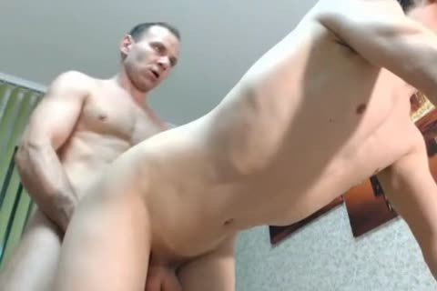 older lad nails A chic young lad first Time On web camera